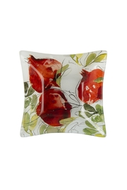 Tag Ltd. Pomegranate Square Bowl - Product Mini Image