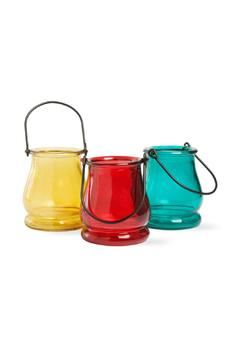 Shoptiques Product: Tealight Lanterns Set