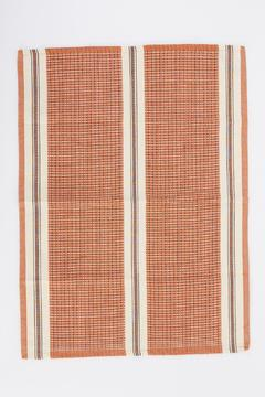 Shoptiques Product: Tan Stripe Dishtowel