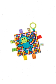 Mary Meyer Taggies Crinkle-Me Monkey - Product Mini Image