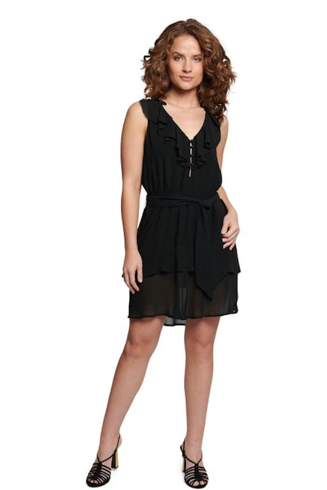 TAGS Freida Dress - Front Full Image