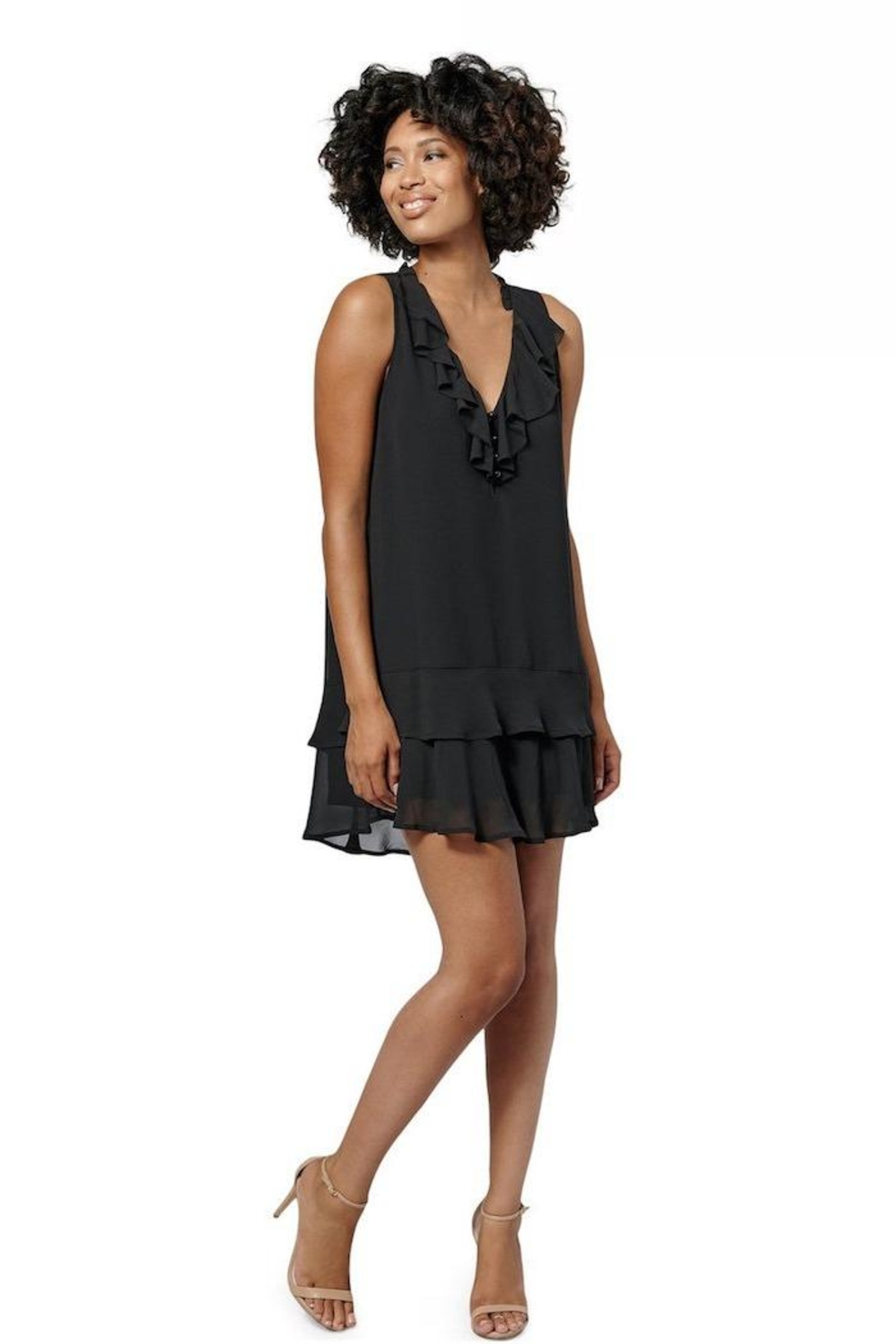 TAGS Freida Dress - Front Cropped Image