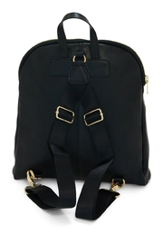 TAGS Leather Mini Backpack - Side cropped