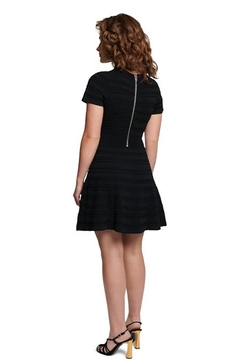 TAGS Little Black Knit Dress - Alternate List Image