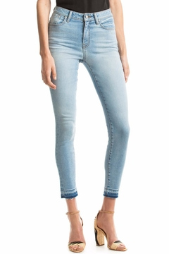 Shoptiques Product: Released Hem Skinny Jeans