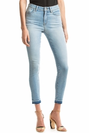 TAGS Released Hem Skinny Jeans - Product Mini Image