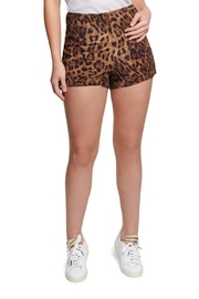 TAGS Silk Woven Shorts - Product Mini Image