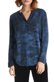 TAGS Tie-Dye Silk Blouse - Product Mini Image