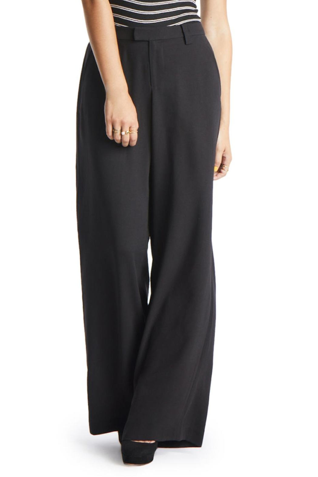 TAGS Wide Legged Trousers - Main Image