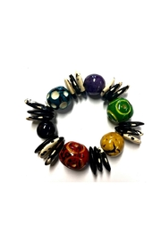 Love's Hangover Creations Tagua Bean Bracelet - Product Mini Image