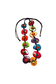 Love's Hangover Creations Tagua Necklace Colombia - Product Mini Image