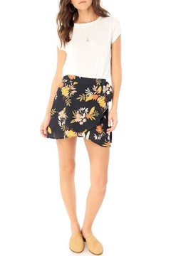Shoptiques Product: Tahiti Wrap Skirt