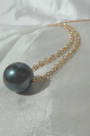 Maui Ocean Jewelry Tahitian Floating Necklace - 14K Gold Filled - Product Mini Image