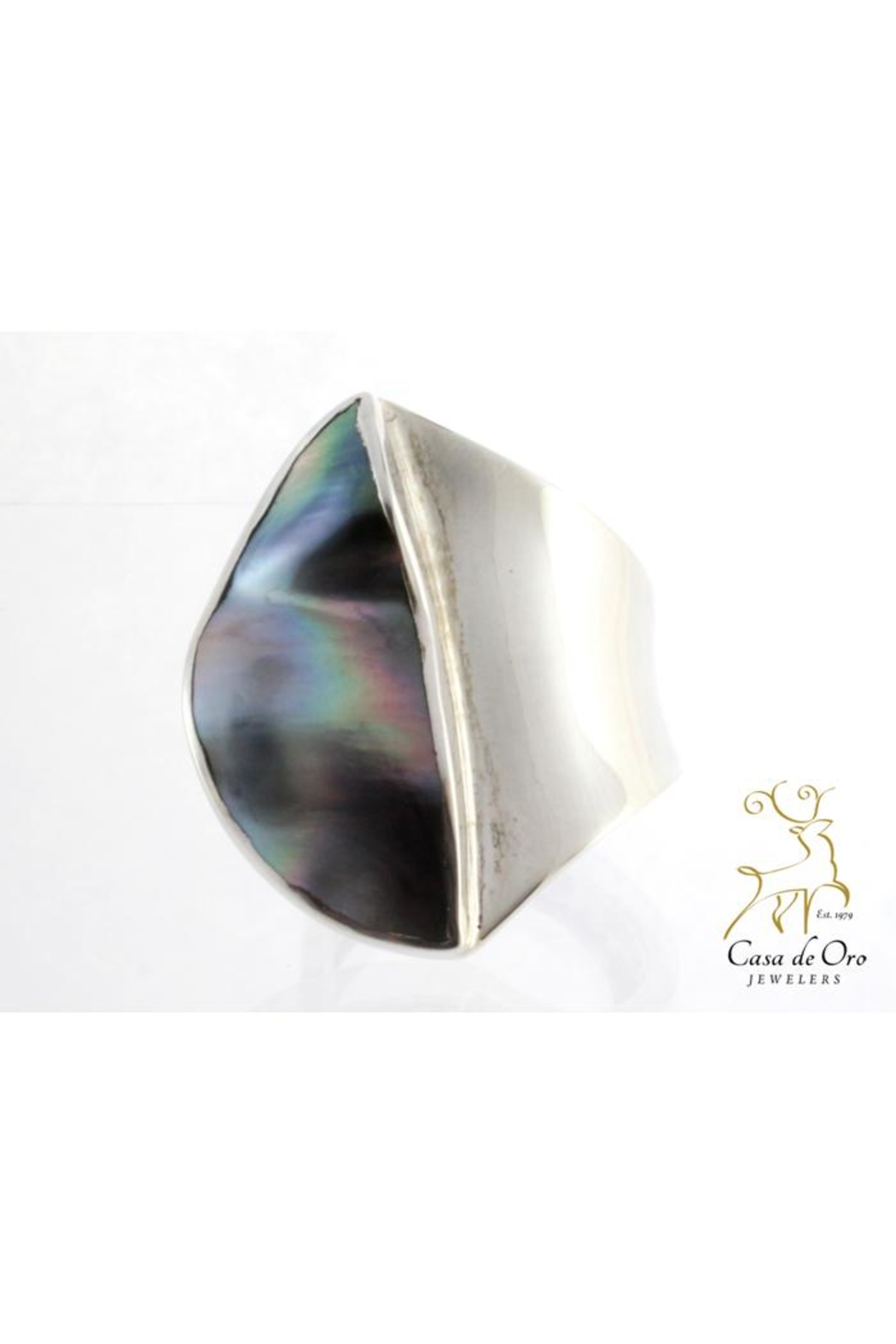 CDO  Tahitian Pearl Ring - Front Cropped Image