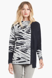 Nic +Zoe Tahoe zip sweater - Product Mini Image
