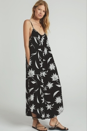 z supply Tai Floral Jumpsuit - Product Mini Image