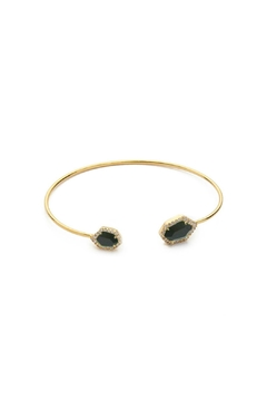Tai Onyx Bangle Bracelet - Alternate List Image