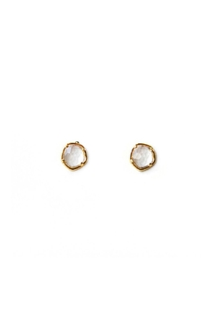 Shoptiques Product: Simple Glass Studs