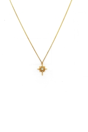 Tai Jewelry Starburst Opal Necklace - Product Mini Image