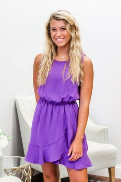 Everly Tailgater Dress - Product List Image