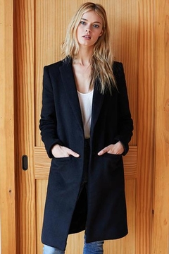 Emerson Fry Tailored Coat - Product List Image