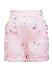 Sophie Cameron Davies Tailored Silk Short - Front full body