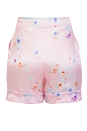 Sophie Cameron Davies Tailored Silk Short - Side cropped