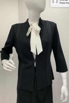 Shoptiques Product: Tailored Studded Jacket
