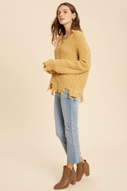 Wishlist  Tainted Love Sweater - Front full body