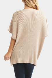 Tart Collections Taja Wrap Top - Back cropped