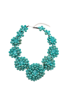 Takai by Angela Athenais Statement Necklace - Product List Image