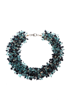 Takai by Angela Chrysanthemum Statement Necklace - Product List Image