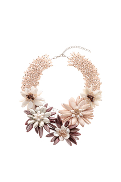 Takai by Angela Kassie Statement Necklace - Product List Image