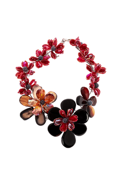 Takai by Angela Omotara Statement Necklace - Product List Image