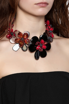 Takai by Angela Omotara Statement Necklace - Alternate List Image