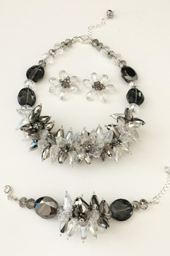 Shoptiques Product: Susie Hand Beaded Necklace