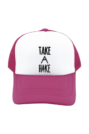 Outdoorable Apparel Take A Hike Hat - Pink - Product Mini Image