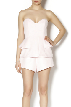 Finders Keepers Take A Shot Playsuit - Product List Image
