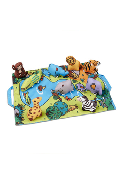 Melissa and Doug Take Along Safari Play Mat - Product List Image