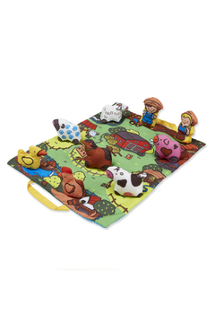 Melissa and Doug Take Along Town Play Mat - Product List Image