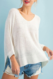 ee:some Take It Easy sweater - Product Mini Image