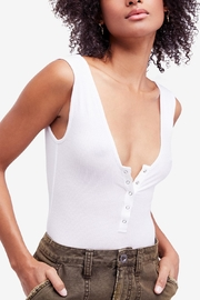 Free People Take Me-Out Bodysuit - Product Mini Image