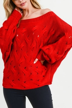 Jodifl Take Me Out Sweater - Product List Image