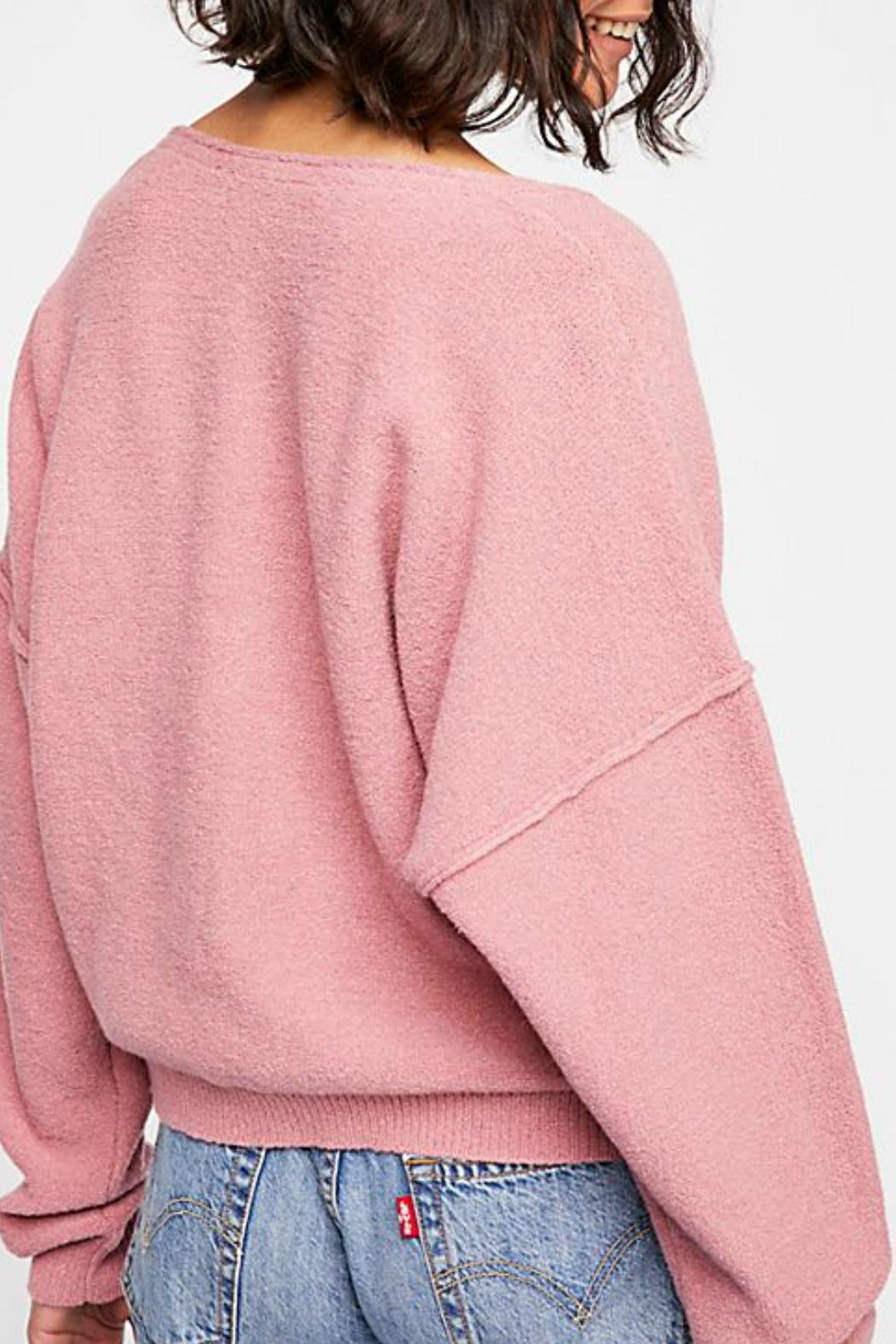 Free People Take-Me-Places Pullover - Front Full Image