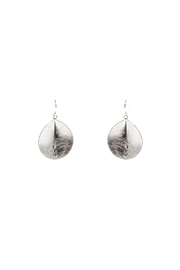 Takobia Silver Cz Drop Earring - Product Mini Image