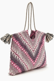 Ulla Johnson Tala Fuchsia Tote - Product Mini Image