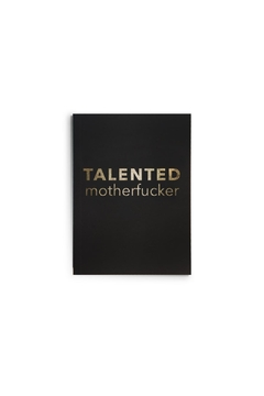Shoptiques Product: Talented Mf Journal