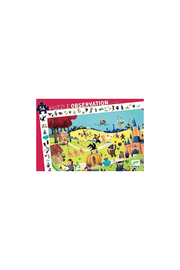 Djeco Tales 54 Piece Observation Puzzle - Product Mini Image
