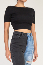 R+D  Talia X Back Top - Side cropped