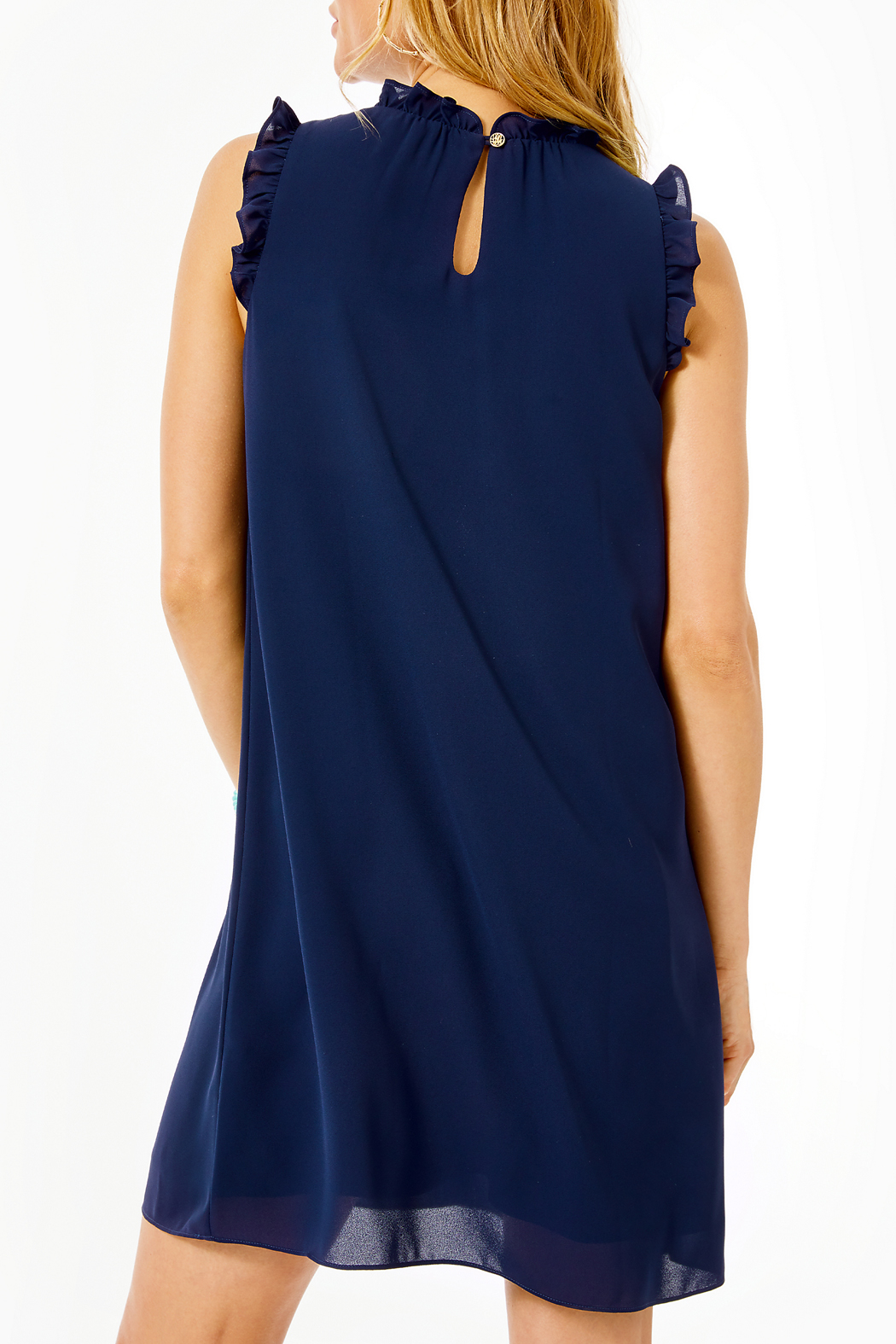 Lilly Pulitzer Talisa Dress - Side Cropped Image
